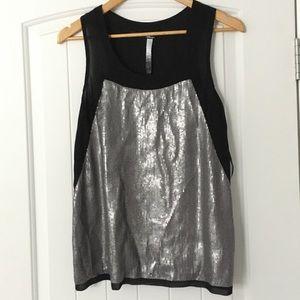 🌸5/$25 Kensie dressy top